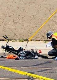 Phx: man killed in motorized bicycle collision on Buckeye | Arizona